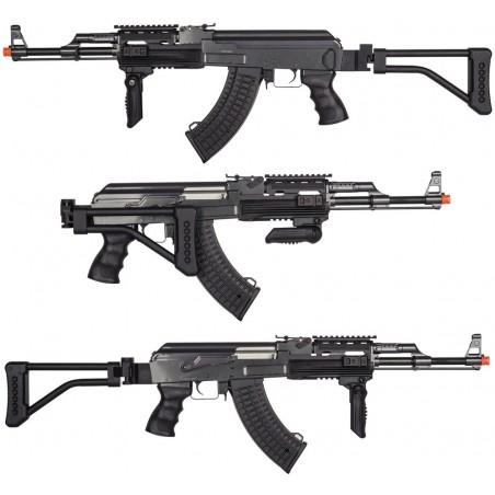 Jing Jong AK47 Tactical - Noir