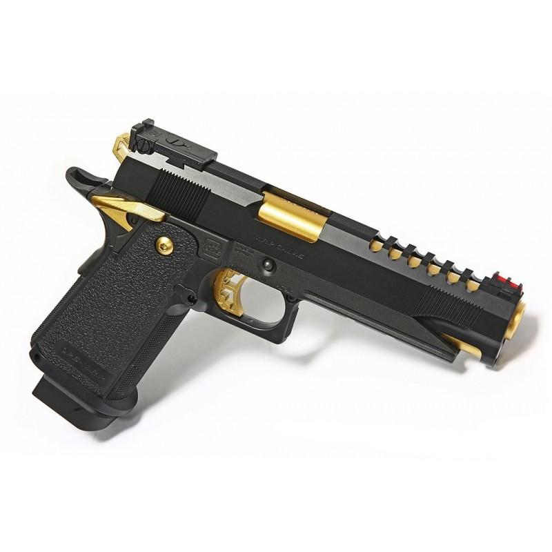 Hi-Capa 5.1 Gold Match Marui - Gold