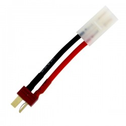 female large tamiya to male T connector