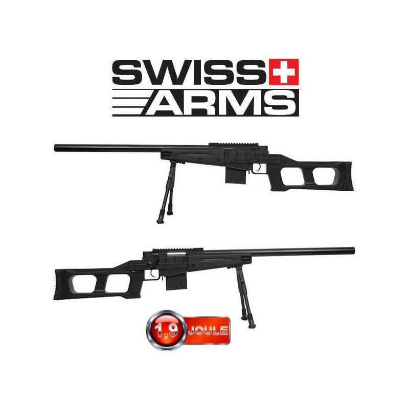 Swiss Arms SAS 08 Spring - Noir