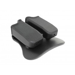 Pull fast holster (G17 with hole)