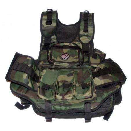 Veste Tactical GxG Camo