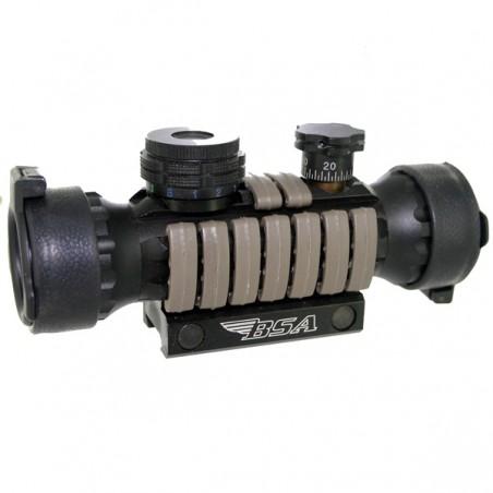 Red dot scope CHUCK 1*33 DE FoX Custom